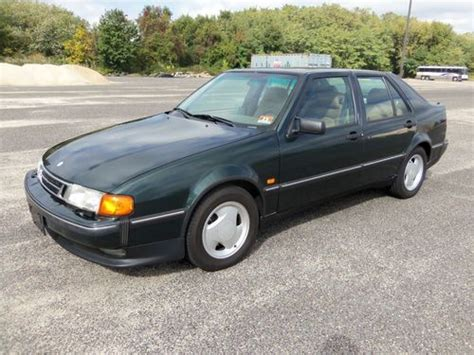 car owners manuals for sale 1995 saab 9000 engine control find used 1995 saab 9000 cse hatchback 4 door 3 0l in clementon new jersey united states