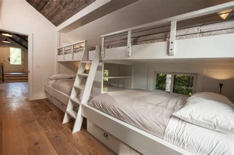 inspirational examples  bunk bed  lighting