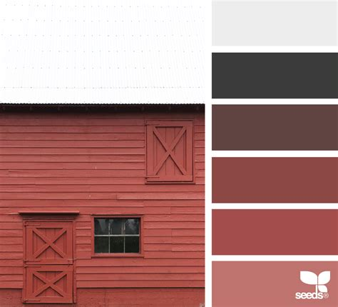 barn tones design seeds