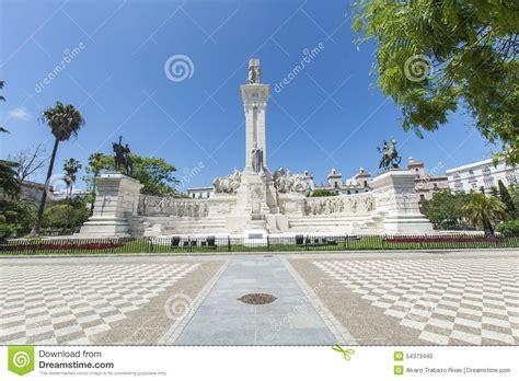 A Place Espaã Ol Place De L Espagne Cadix Espagne Plaza De Espa 195 177 A