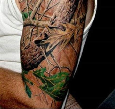 camo tattoos for men mossy oak designs 2013