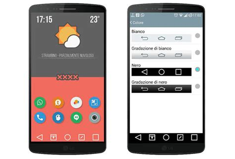 android navigation bar enable android l soft navigation bar on lg g3 naldotech