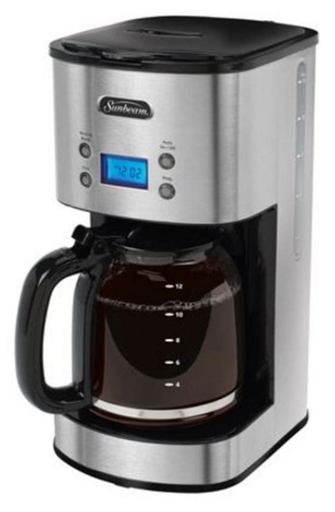 Walmart Canada Coffee Machines Deals: $34.98 for Sunbeam Coffee Maker, $50 for Stilista Primeo