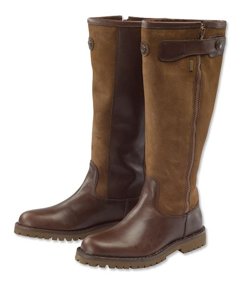 orvis le chameau waterproof leather boots