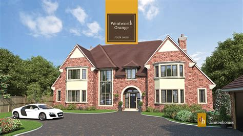 1920s Floor Plans introducing wentworth grange in the exclusive four oaks