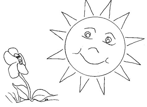 coloring pages sunny weather free coloring pages of sunny weather