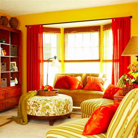red and yellow living room bright yellow and red room studio apartment pinterest