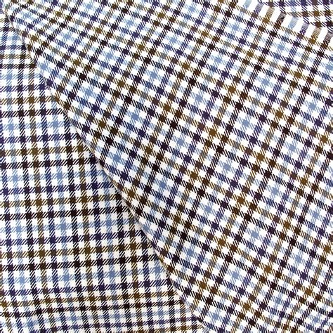 Checked Pattern En Francais   check pattern pure wool suiting fabric prince of wales