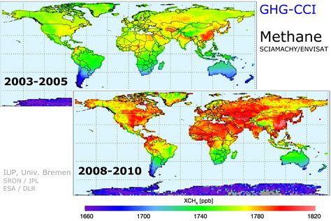 Gas Co2 Beemen space in images 2016 05 methane increase