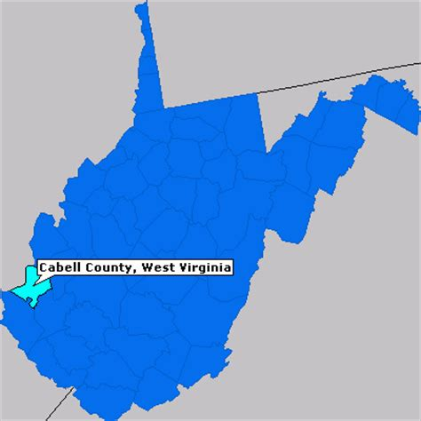 Cabell County Wv Court Records Cabell County West Virginia County Information Epodunk