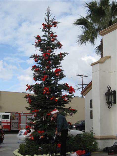 Balboa Island Christmas Tree Lighting And Corona Del Mar Island Tree Lighting