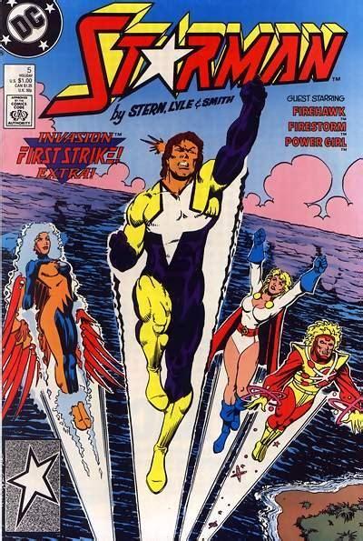 Reon Comics Vol 5 starman vol 1 5 dc database fandom powered by wikia