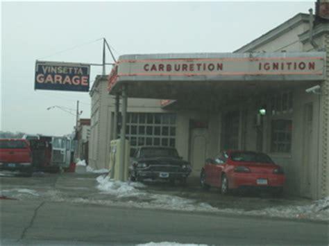 Vinsetta Garage Royal Oak Mi by Dixie Highway In Michigan