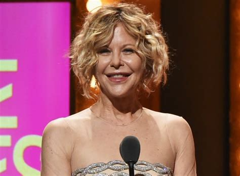 la hair return date 2016 el desastre facial de meg ryan en los premios tony loc