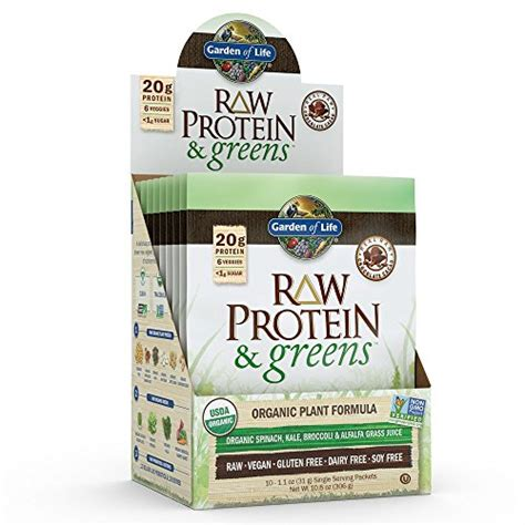 Garden Of Protein And Greens Garden Of Organic Greens And Protein Powder