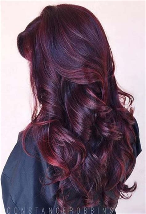 hair colors pictures 21 amazing hair color ideas page 2 of 2 stayglam