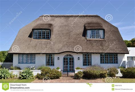 thatch roof royalty free stock image image 35841616
