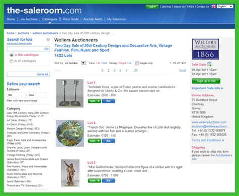 the sle room wellers auctioneers 20th century design textiles vintage fashion auction features