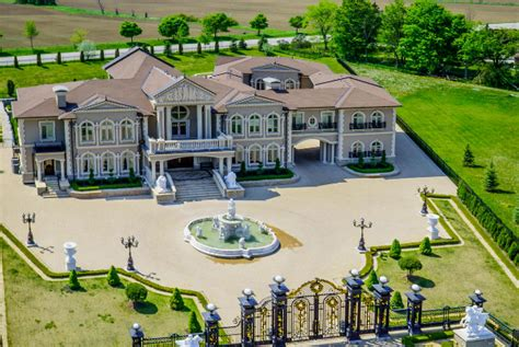Home Plans For Sale stately amp ornate 24 000 square foot mega mansion in canada