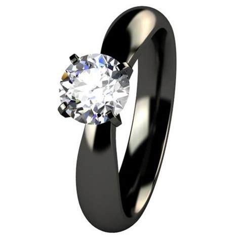 Black Titanium Ring Wedding by Black Titanium Wedding Rings For Wedding And