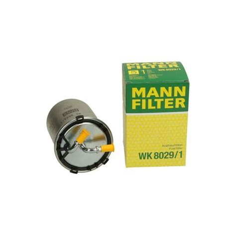 skoda rapid yakit filtresi  tdi mann filter