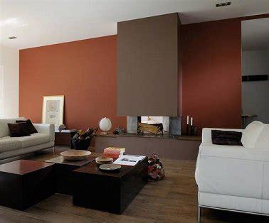 le pour salon cama 239 eu de brun avec la peinture d un salon moderne