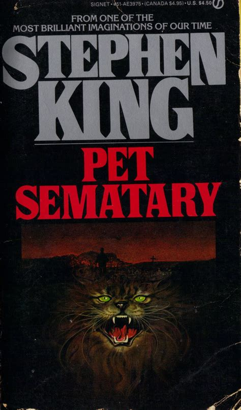 summary it by stephen king books book review pet sematary by stephen king steemit
