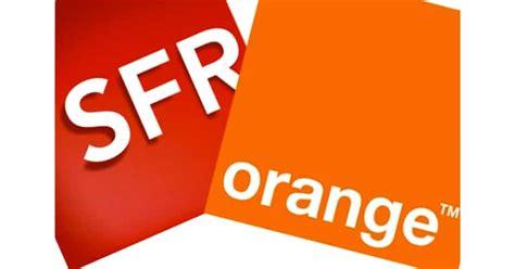 sfr si鑒e orange contre sfr quelle offre mobile en promotion allez