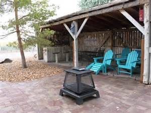 Rustic Covered Patio by Nice Rustic Patio Cover Home Organization Pinterest