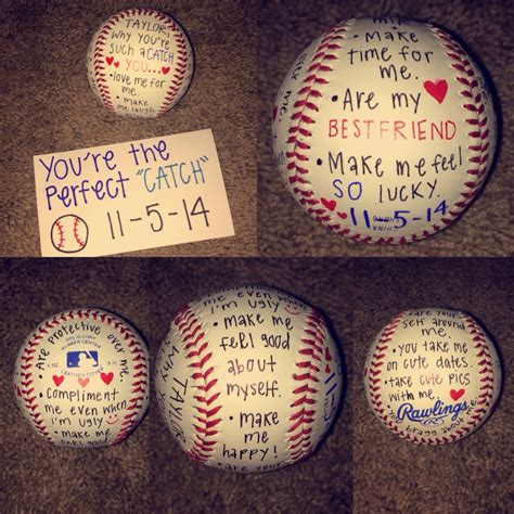 gift idea for baseball boyfriend relationship goals