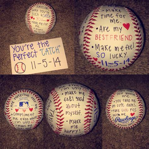gifts for boyfriend for gift idea for baseball boyfriend relationship goals