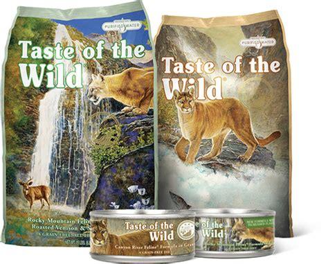 taste of the cat food taste of the river grain free cat food 15