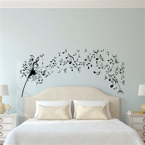 wall art stickers for bedroom 25 best ideas about music wall art on pinterest music