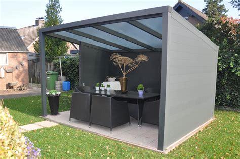 veranda freistehend vrijstaande veranda polycarbonaat 400cm elegantwood
