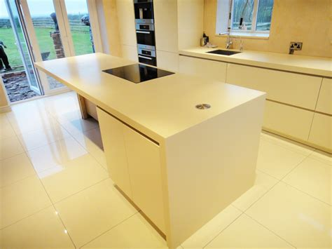 Worktops Similar To Corian Home Laminate Kitchen Worktops Design Bild