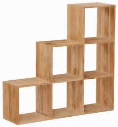 meuble escalier teck massif 130x35x125cm kosong