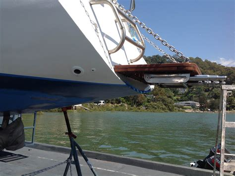 boat ladder perth boat ladder sailing forums page 1