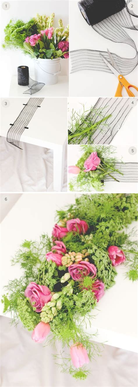fresh table centerpieces table runners diy wedding and runners on
