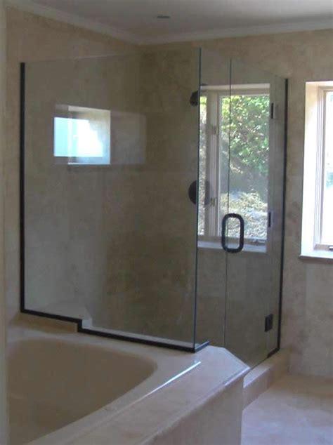 Frameless Shower Doors San Diego Frameless Shower Enclosure San Diego Patriot Glass And