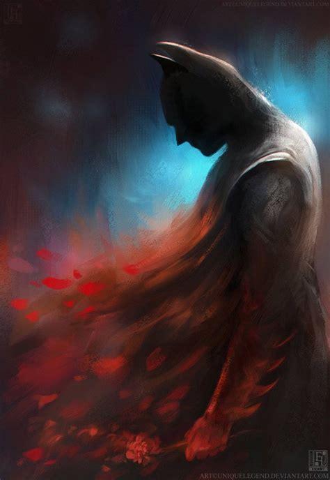 painting batman a gallery of batman artwork