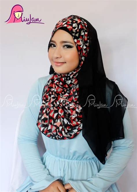 Noveline Dress Hitam By Miulan abee scarf hitam miulan boutique