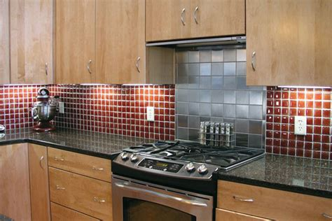 kitchen backsplash glass tile designs kitchenidease