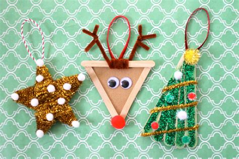christmas diy kids ornaments evite