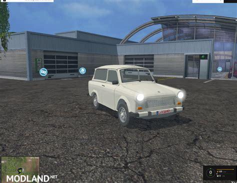 Fs 720 Atasan Kombi Jumbo trabant 601 kombi v 0 5 beta mod for farming simulator 2015 15 fs ls 2015 mod