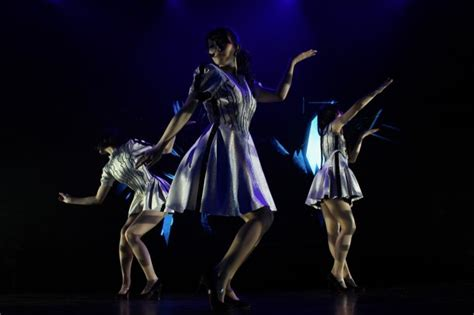 Announces Live Earth Concert Event by Perfume Announces A New Album Level 3 Live Events