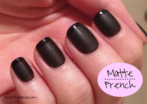 can you put top coat on matte nail how to make a matte topcoat pretty gossip