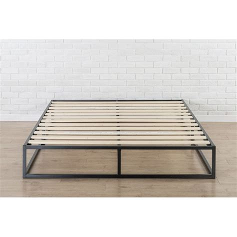 steel platform bed frame best 25 steel bed frame ideas on steel bed