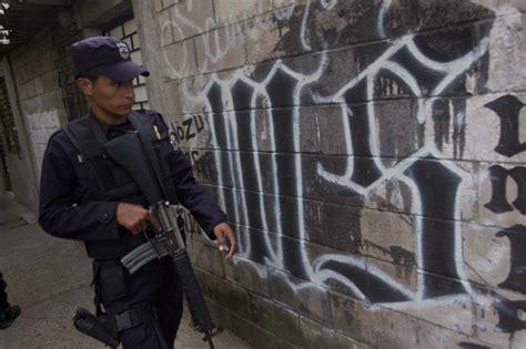 brutal gang violence reigns  el salvador wbur news
