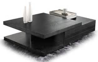 Home Decor Sheffield Contemporary Black Veneer Coffee Table Nikaho Modern