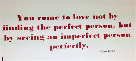 imperfect love imperfect quote roughwighting